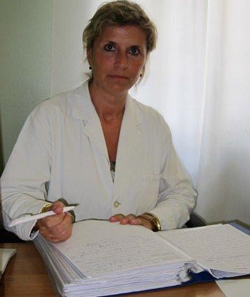 Psichiatra Cristina Toni