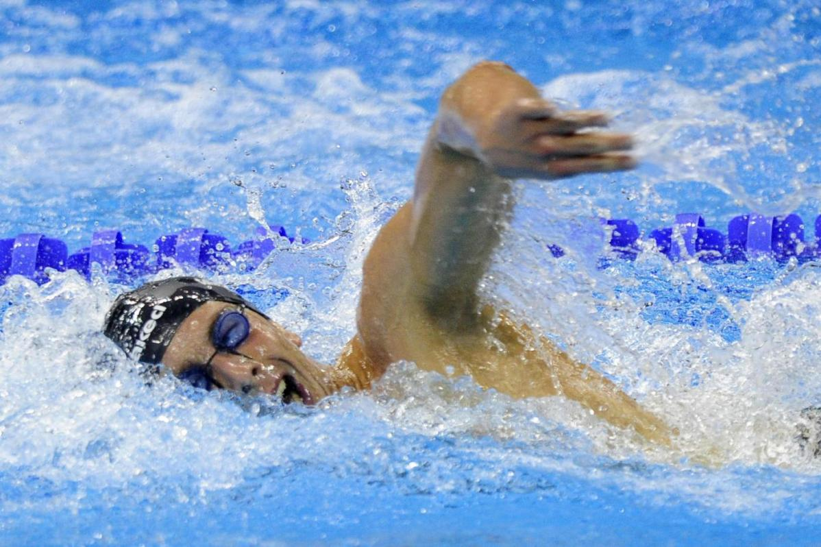 Vasca Da 25 Metri Tempi : Dimagrire con il nuoto: gli esercizi che funzionano obiettivo