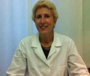 Dott.ssa Sabine Pabisch, dermatologa presso il Centro Medico Visconti di Modrone